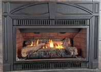 Jotul Gas fireplace