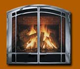 Mendota Gas Fireplace 1