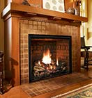 Mendota Gas Fireplace 4
