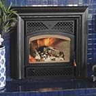 RSF Topaz Wood Fireplace